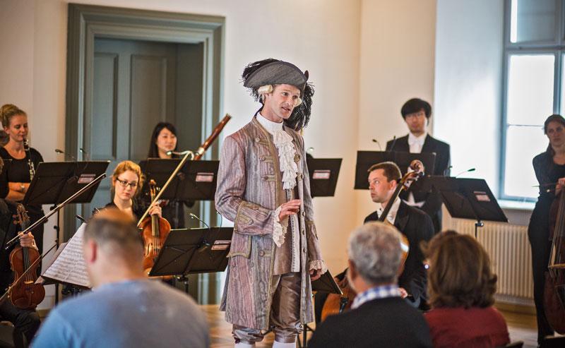 Mozart in Residenz - Salzburg, Konzert
